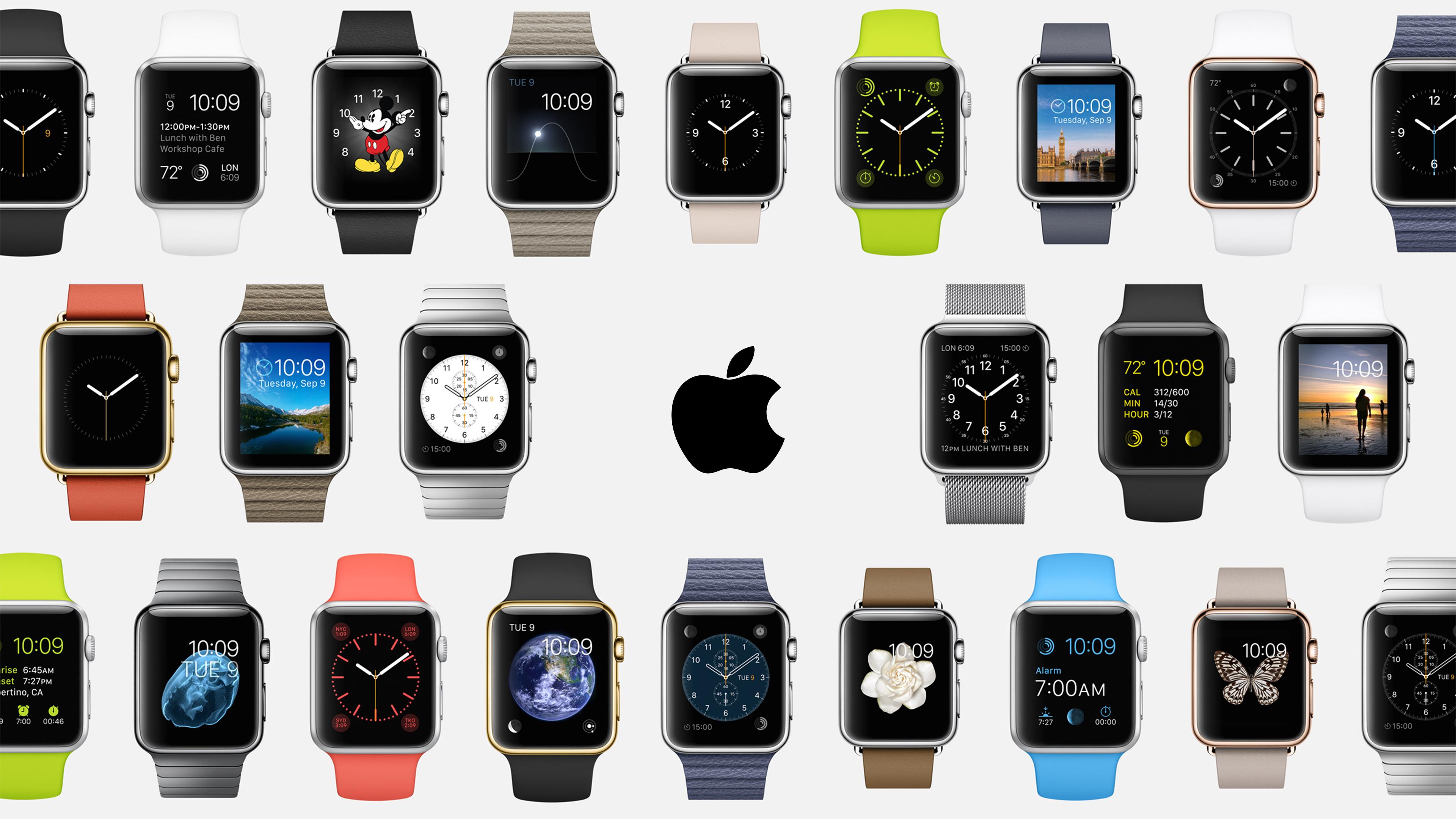 Alle Apple Watch auf einen Blick - nur wie viele wird Apple verkaufen?