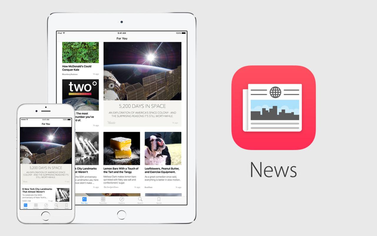 Apple News-App ersetzt Newsstand