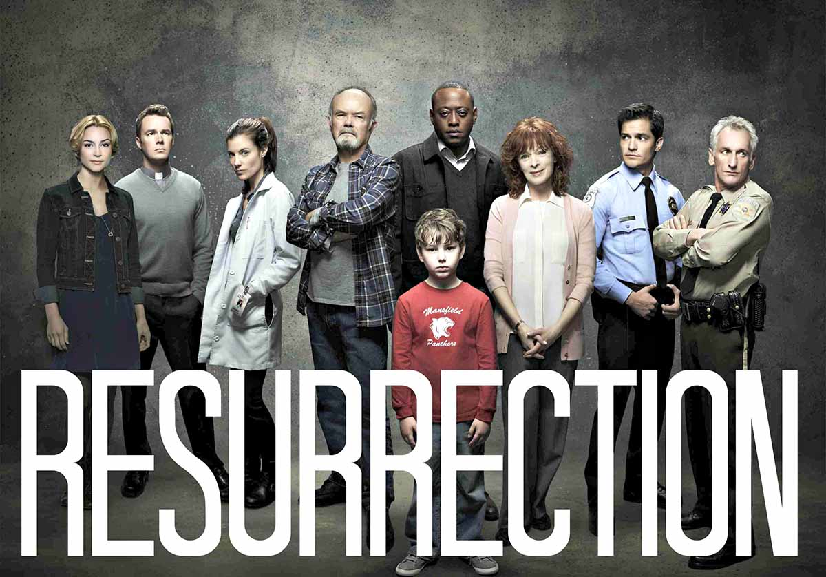 """TV-Start """"Resurrection"""" auf Vox"""