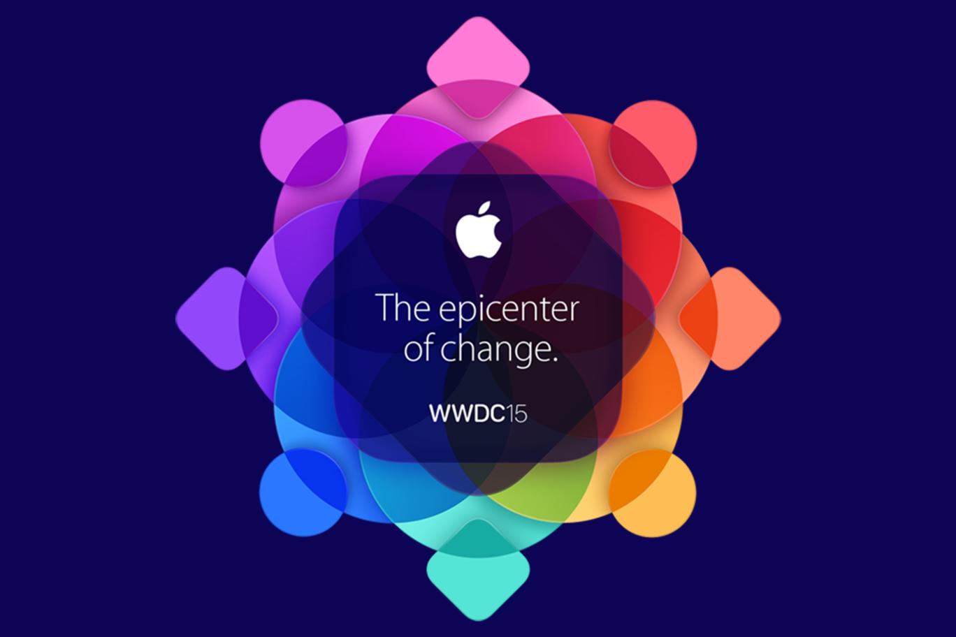 Apple Entwicklerkonferenz 2015