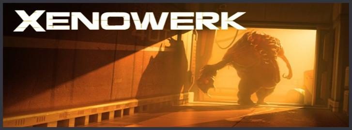 iOS-Spiel: Xenowerk
