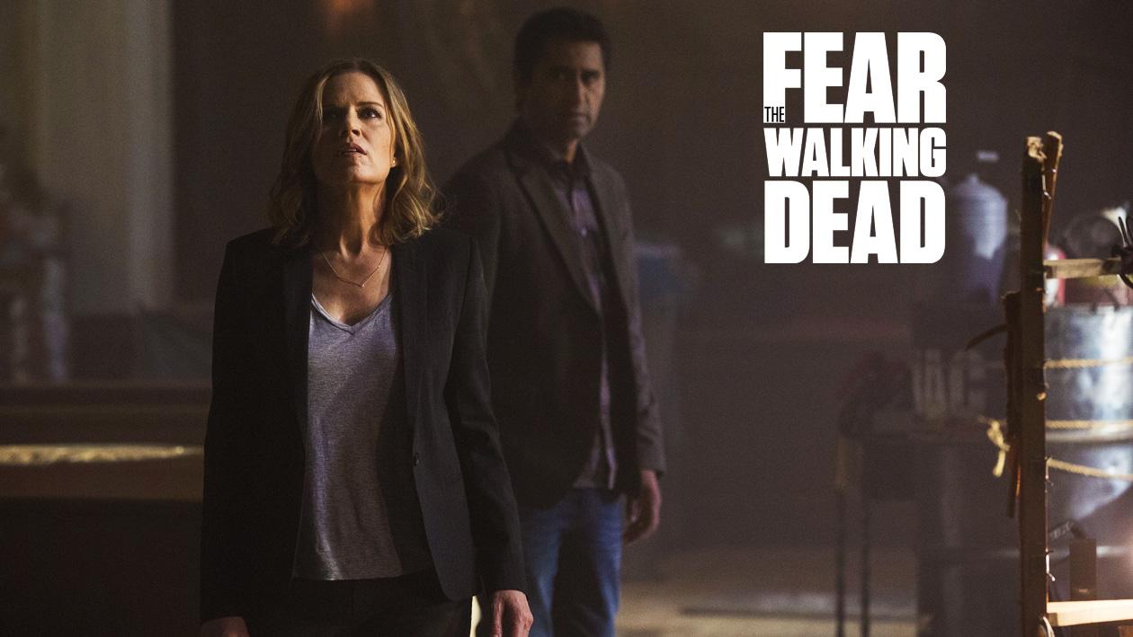 """Wo wird """"Fear the Walking Dead"""" in Deutschland laufen?"""
