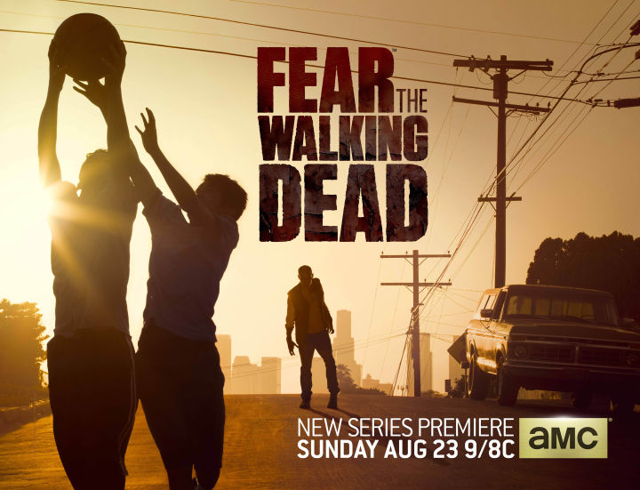 Fear the Walking Dead am Montag in deutsch bei Amazon Prime