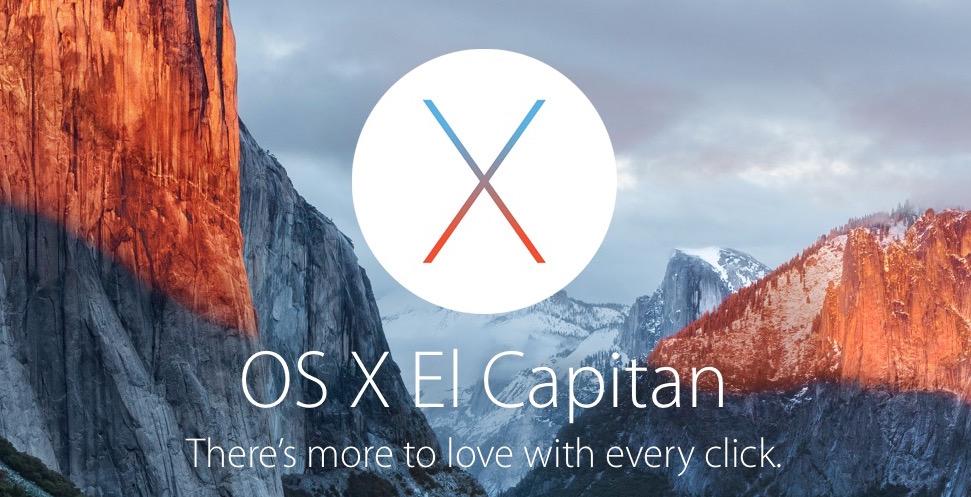 OS X El Capitan erscheint heute