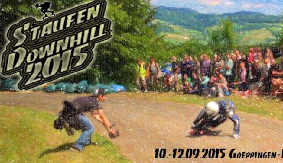 Staufendownhill 2015 Training