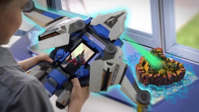 Augmented Reality fürs Kinderzimmer: Space Hawk