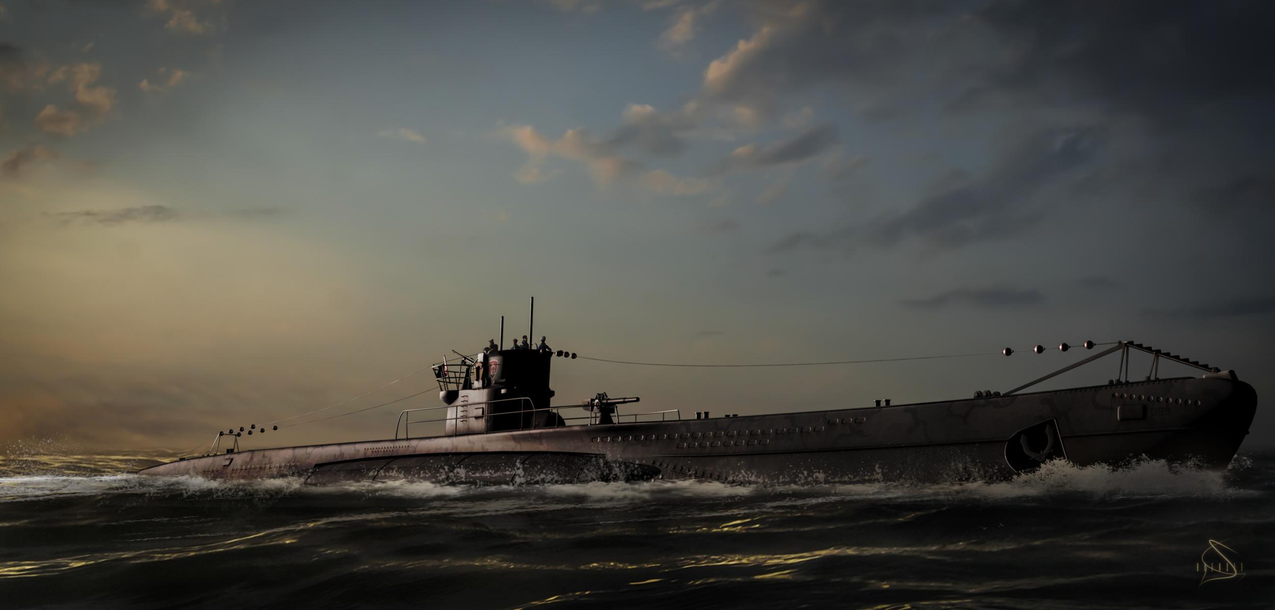 Symbolbild: U-Boot.