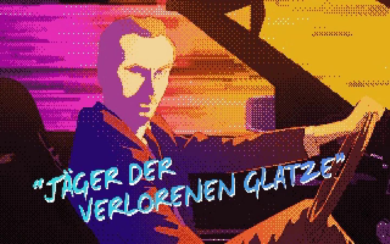 8-Bit-Style-Adventure: Neo Magazin Game Royale – Jäger der verlorenen Glatze