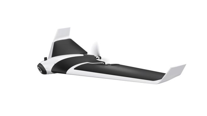 CES2016: Parrot Nurflügler-Drohne