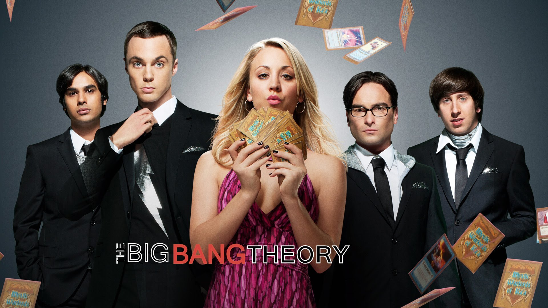 "Mehr ""The Big Bang Theory"", weniger Simpsons"