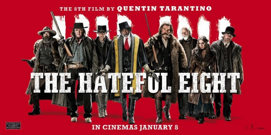 Filmkritik: Hateful 8