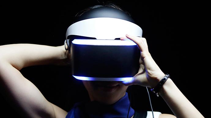 Habe mal wieder VR gespielt
