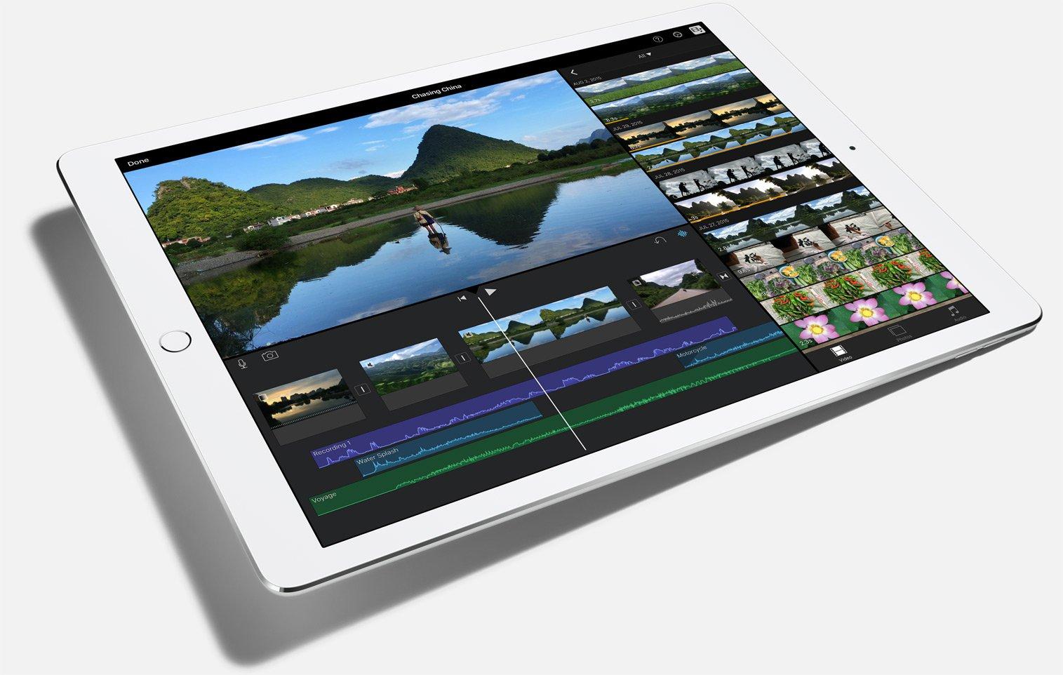 iPad Pro verkauft sich solide