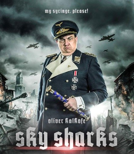 Sky Sharks – Zombies gegen Shark Nazis