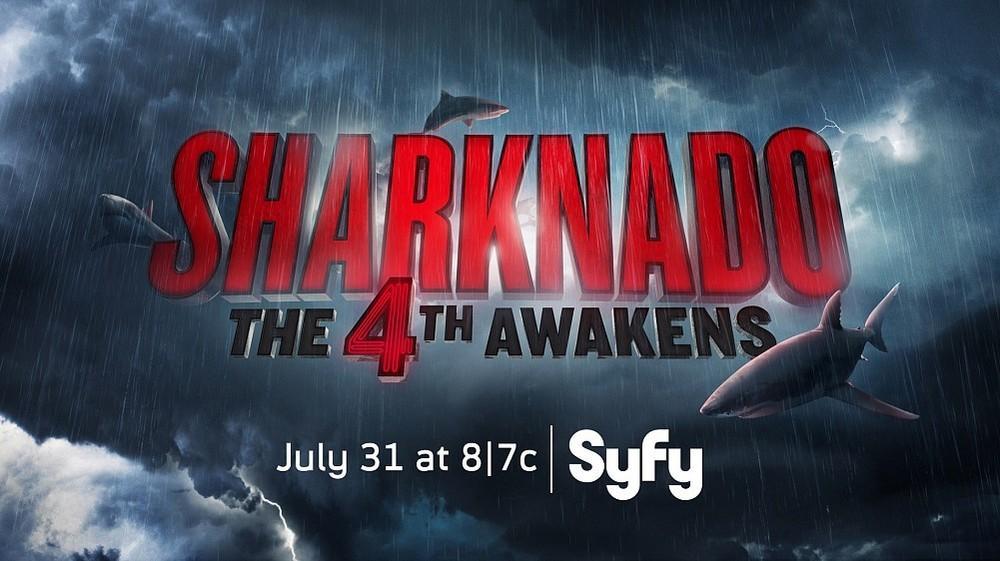 """""""Sharknado 4"""" kommt im August"""
