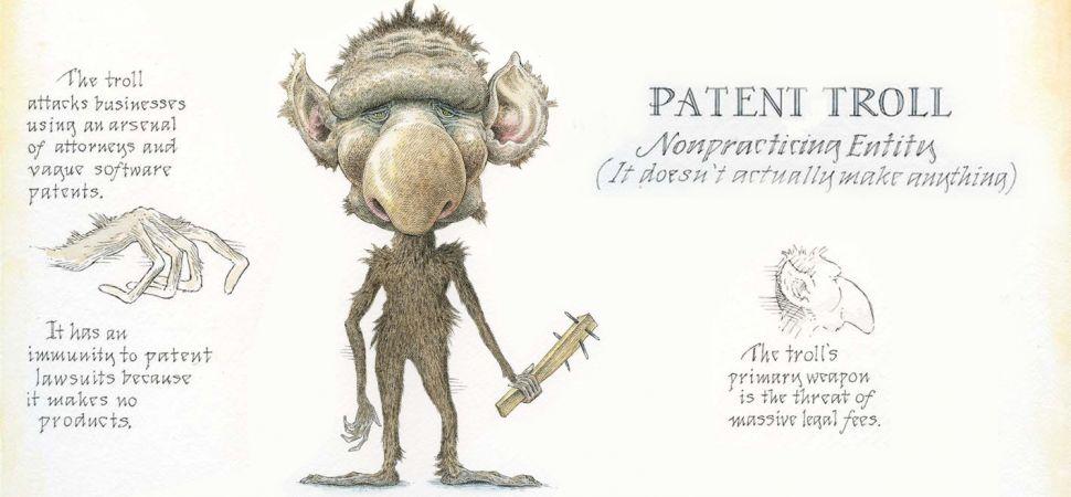 Patenttroll verklagt Apple, weil das iPhone telefonieren kann
