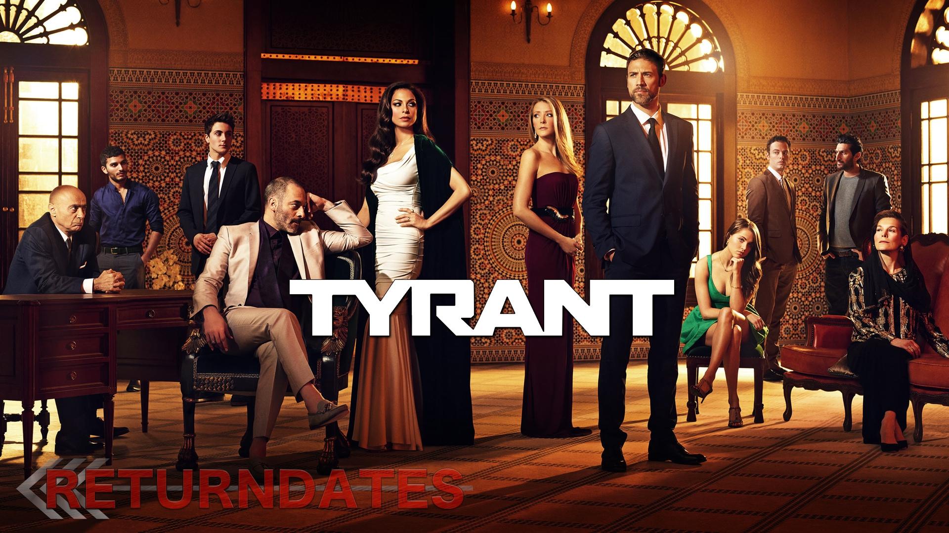 "TV-Tipp: Serie ""Tyrant"""