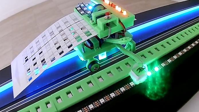 Turing-Maschine zum selber bauen