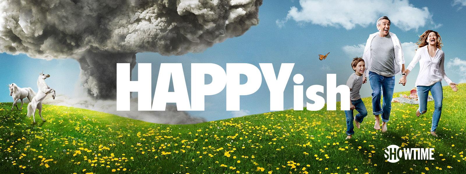 happyish_poster