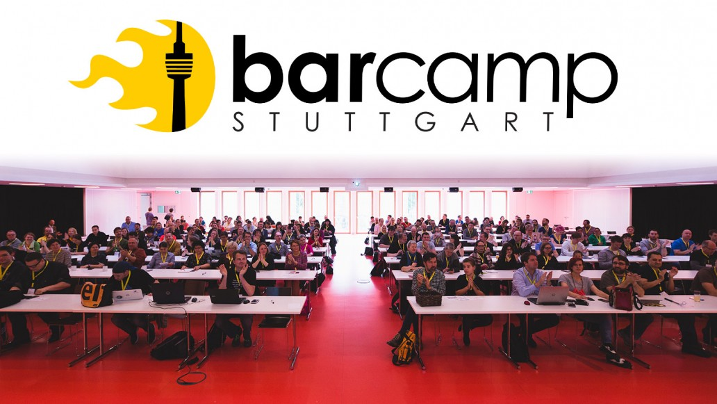 Barcamp Stuttgart 2018