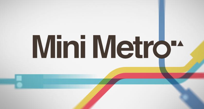 Spiele-Tipp: Mini Metro