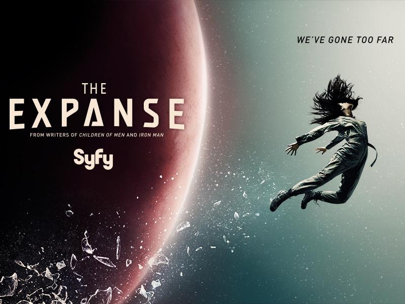 Netflix-Serien-Tipp: The Expanse