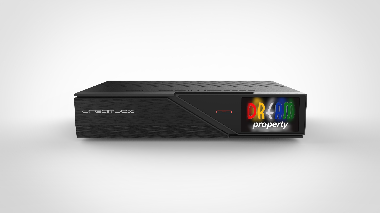 UHD-Dreambox DM900