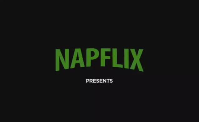 Napflix – zum Einschlafen