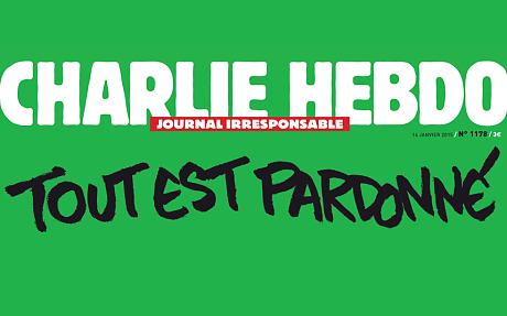 Charlie Hebdo startet in Deutschland