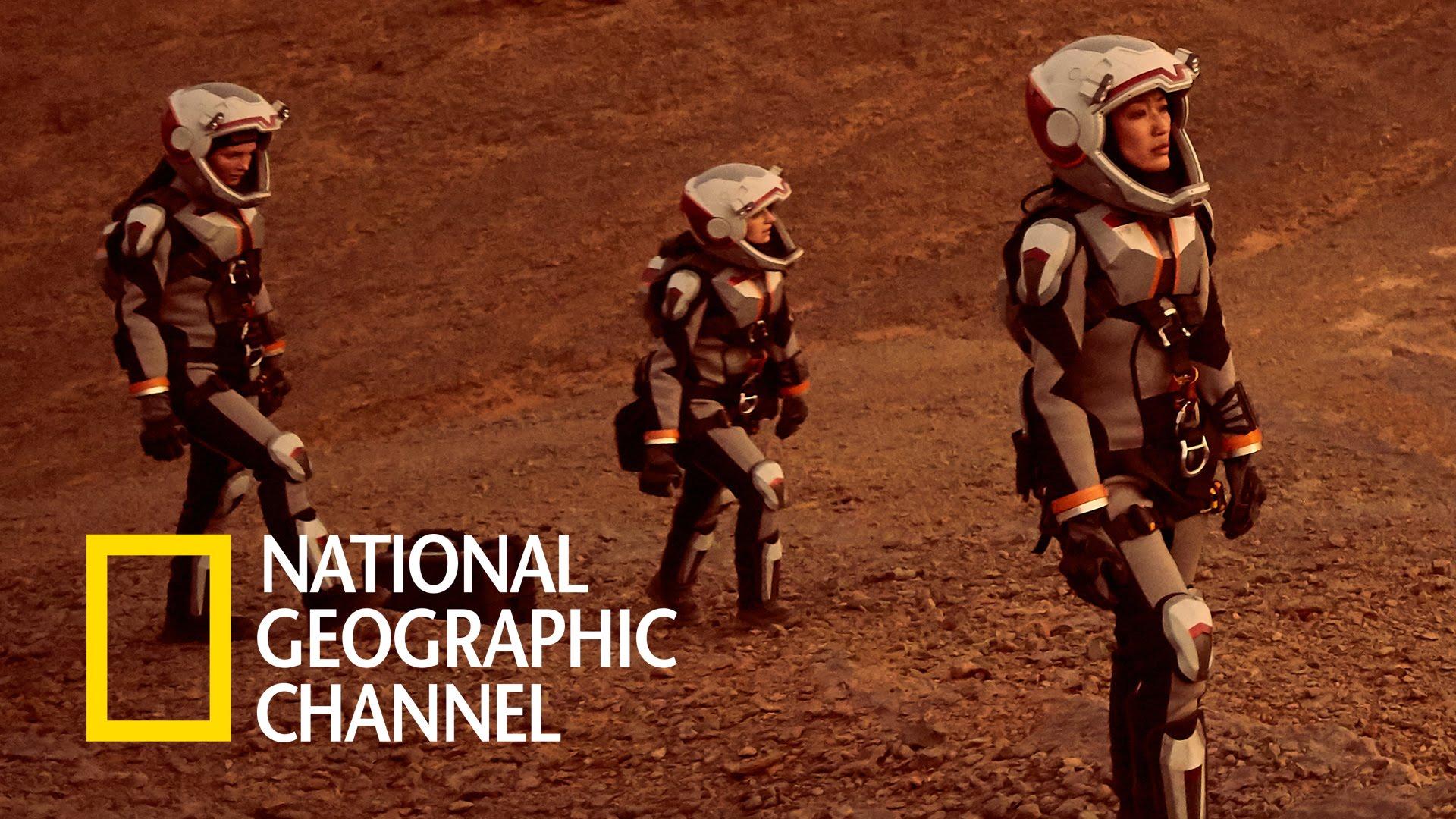2. Staffel Mars kommt