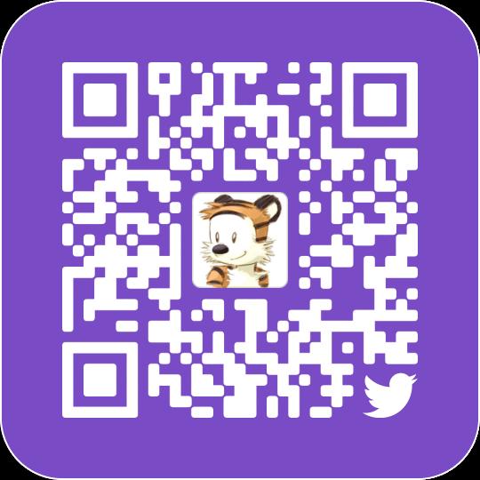 Twitter qr-code