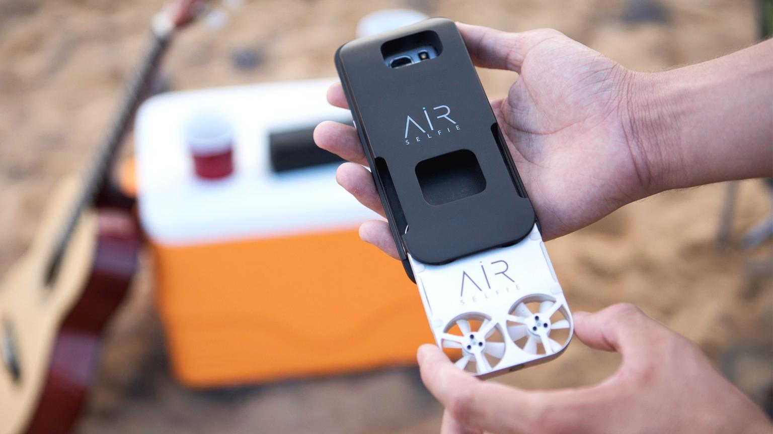 AirSelfie – Drohne macht Bilder
