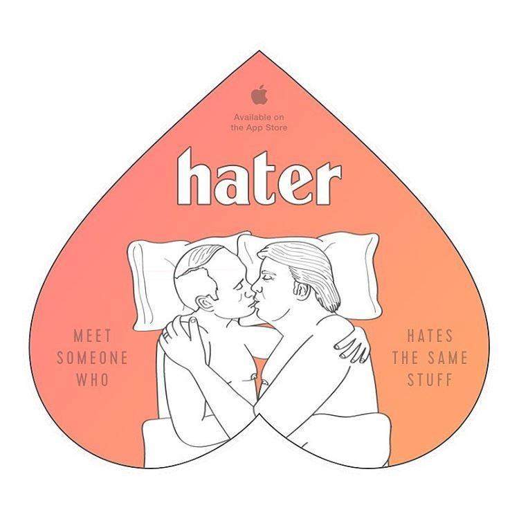 Dating-App: Menschen finden, die das selbe hassen