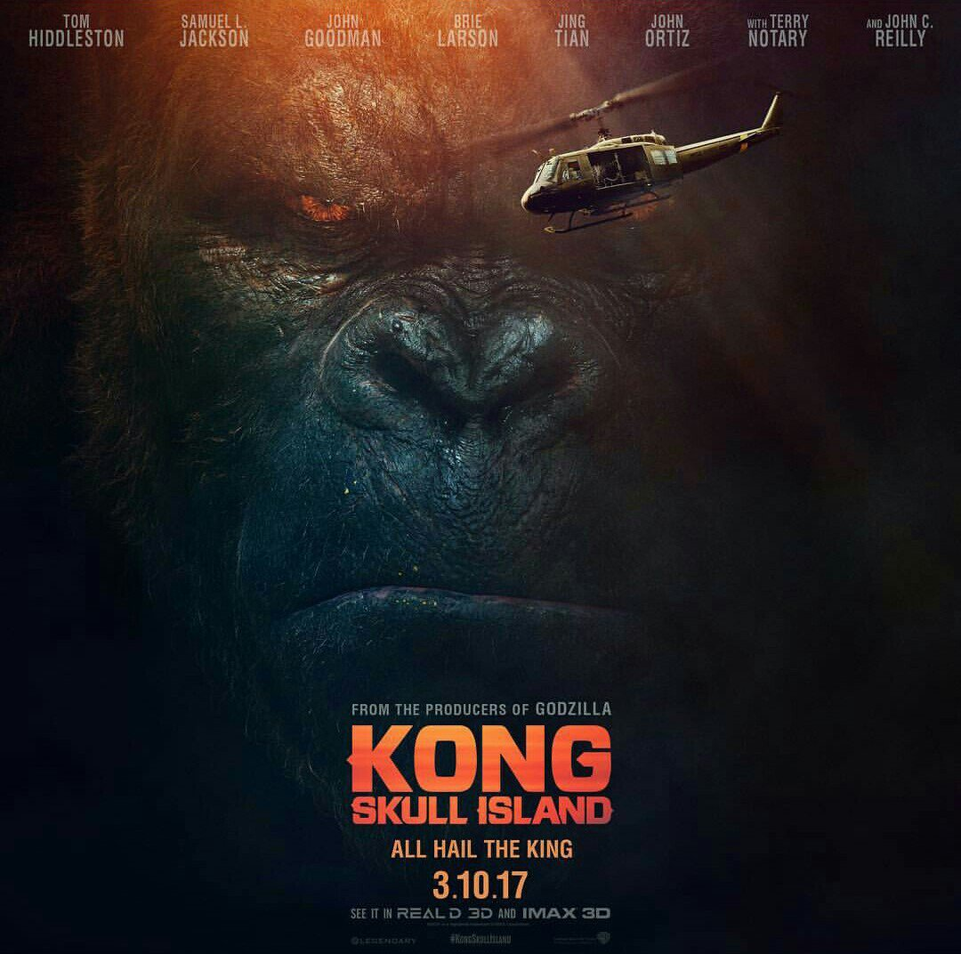Trailer: Kong- Skull Island – Rise of the King