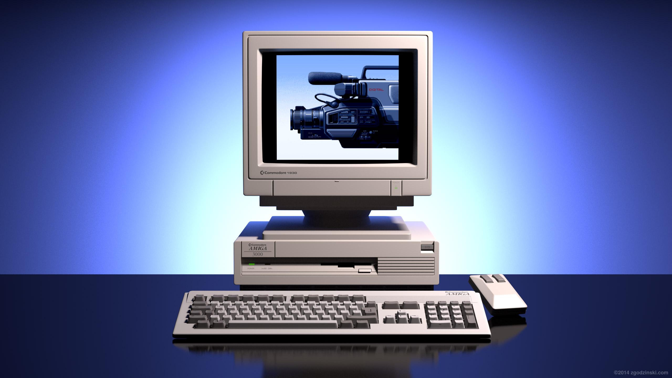 TV-Tipp: Die Amiga-Story