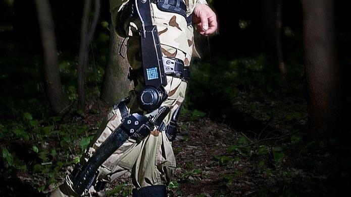 Lockheed Martin Exoskelett