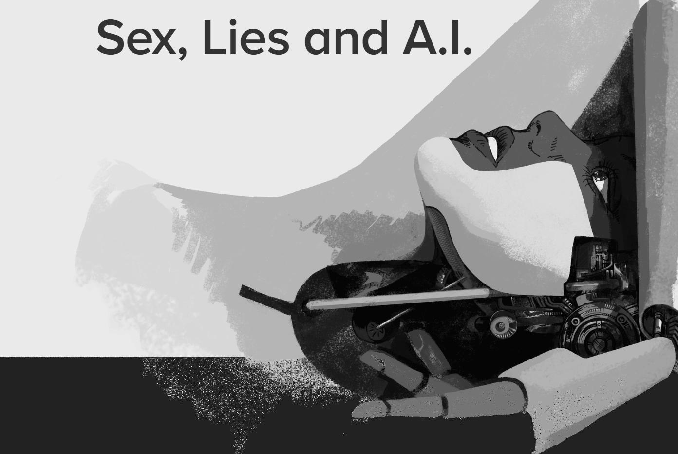 KI im Spannungsfeld zwischen Sex und Menschheitsvernichtung