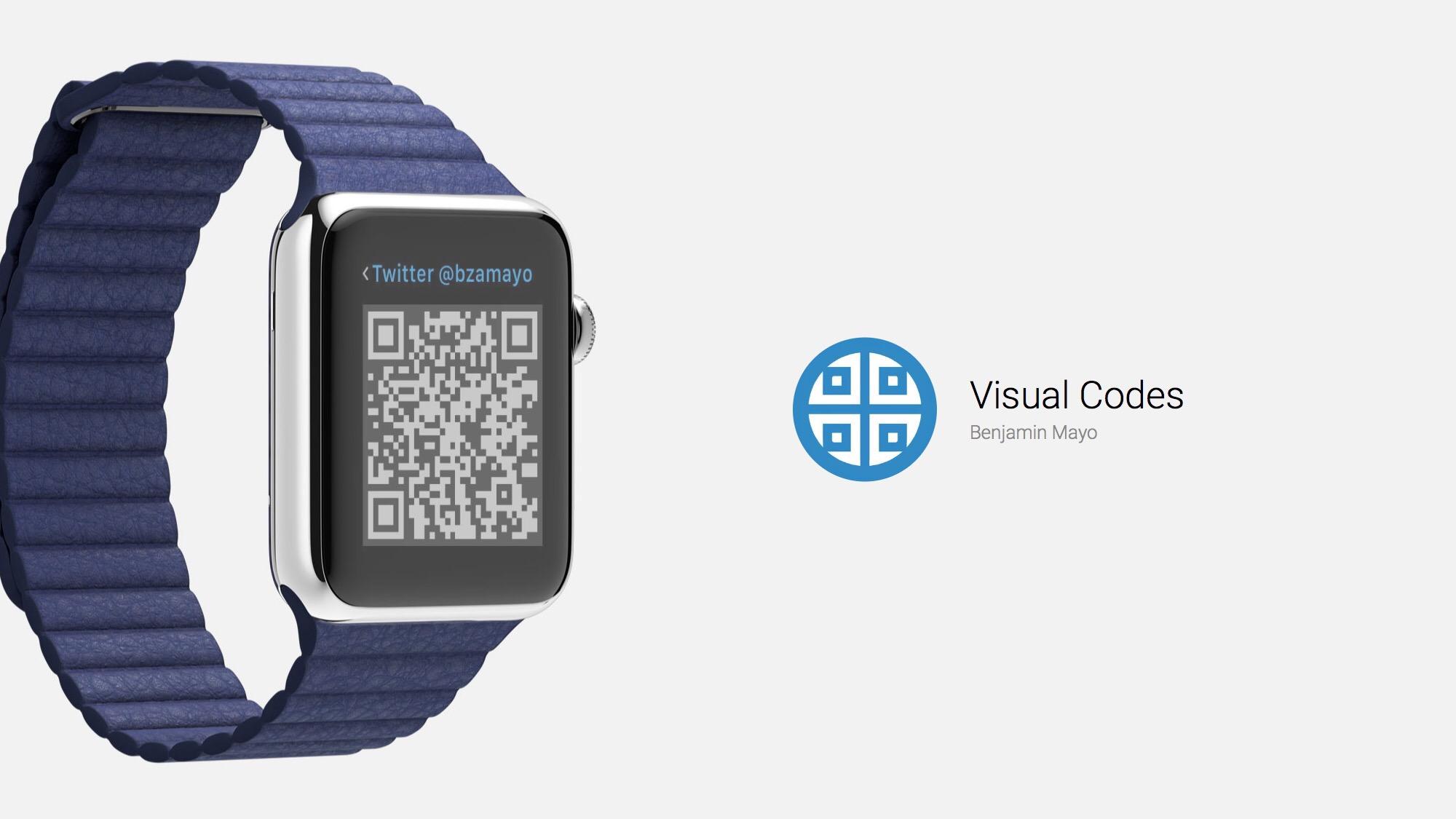 Mehr QR-Codes mit iOS11
