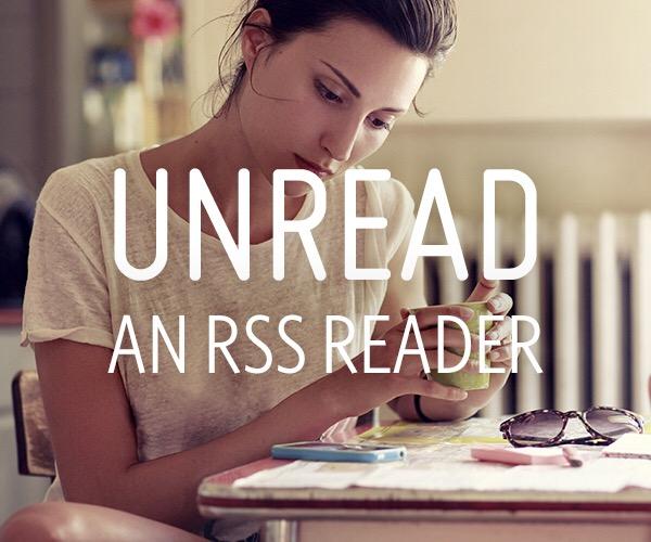 Nachrichten-Feed via RSS und Unread