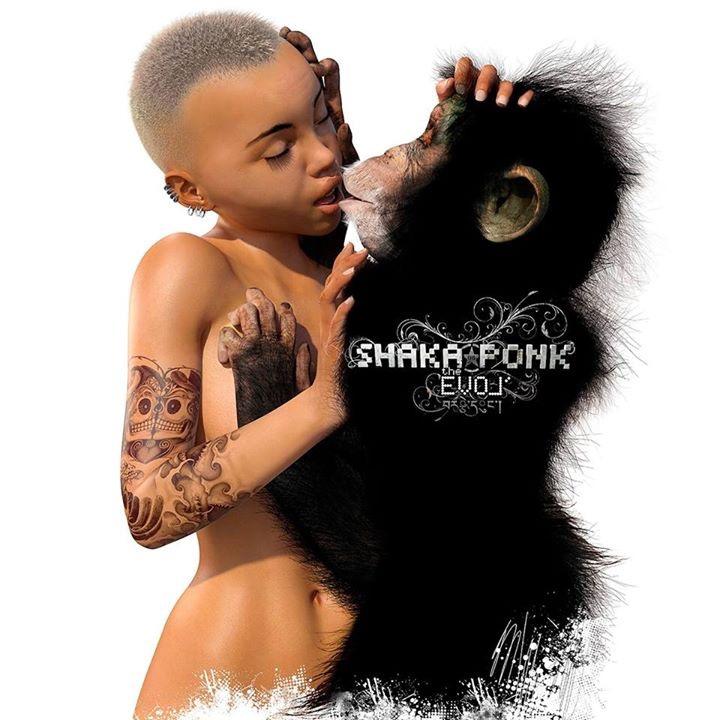 Shaka Ponk – Wrong Side