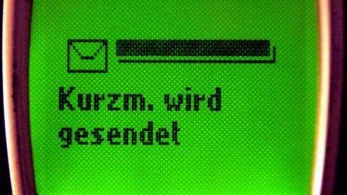 25 Jahre SMS