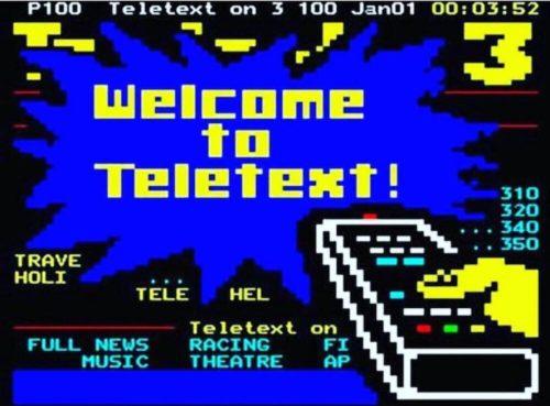 Warum gibt es den Teletext noch?