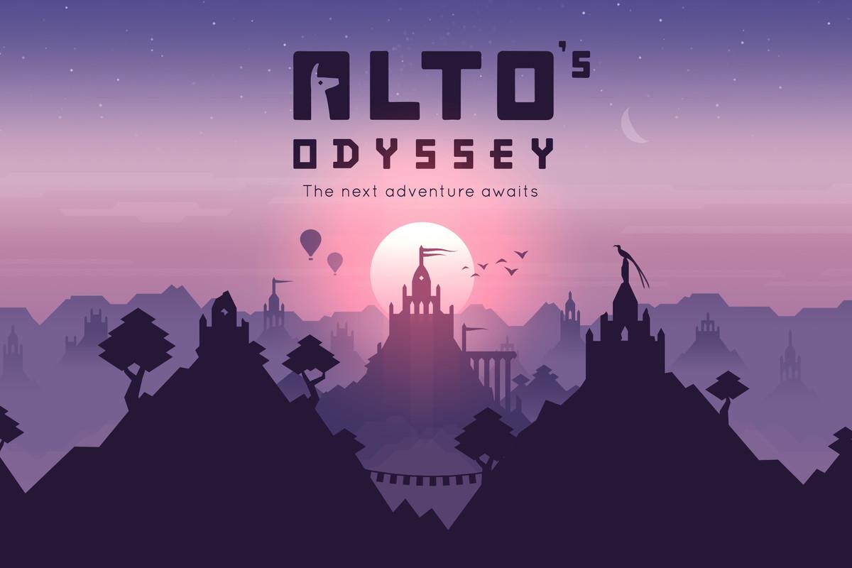 Spiele-Tipp: Alto's Odyssey
