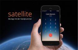 Sipgate geht mit Satellite mobil