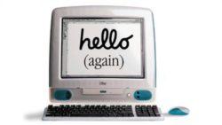 20 Jahre iMac