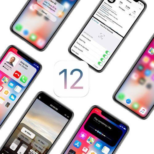 iOS 12 schon sehr verbreitet