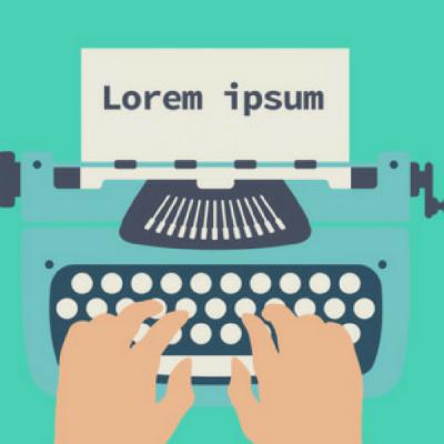 Lorem ipsum?