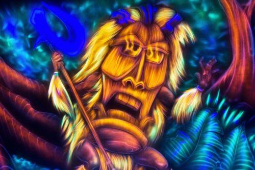 Corona und die Schamanen