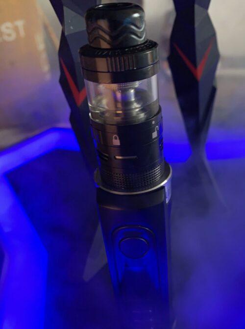Test: Steam Crave Aromamizer Supreme V3 mit Lost Vape Grus