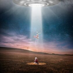 Was tun wenn Aliens kommen?